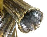 "0.25"" to 0.55"" stainless steel over braid - #111-0.50"